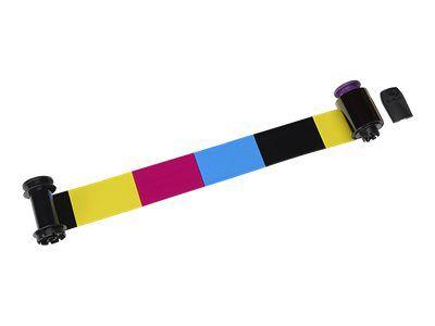 Evolis - Farbe (Cyan, Magenta, Gelb, Schwarz) - Farbband
