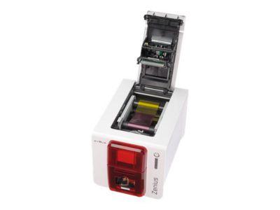 Evolis Zenius Expert Line - Plastikkartendrucker - Farbe - Thermosublimation/thermische Übertragung