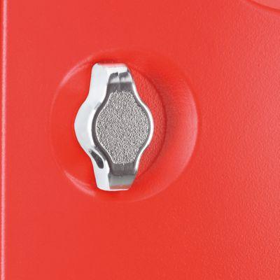eXtreme-Drehriegelschloss zu Kunststoff-Schließfächern eXtreme