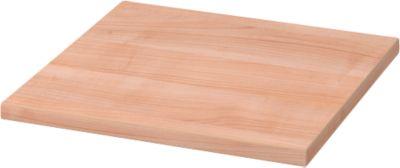 Fachboden TOPAS LINE, für Regale und Schränke, B 400 mm, Nußbaum-Dekor