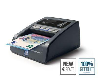Factuur validatie Safescan 155-S, ECB-norm, EUR/CHF/GBP/PLN/PLN/HUF, hoeveelheid/totaal, zwart