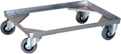 Fahrgestell Typ 1, für Transportkasten, H 150 mm