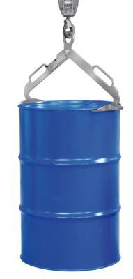 Fasszange LGZ, für 200 Liter Spundfässer, verzinkt