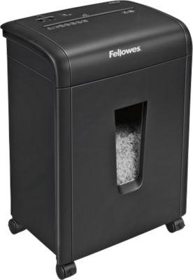 Fellowes® destructeur de documents Microshred 62 MC, coupe en particules 3 x 10 mm, P 4