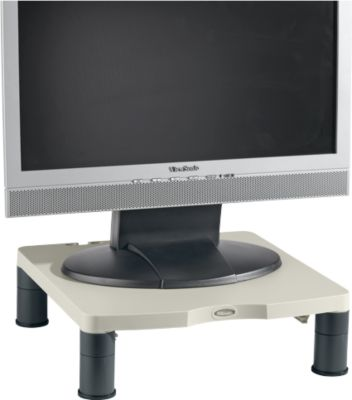 Fellowes® Monitorverhoging, grijs/antraciet