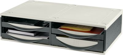 Fellowes® Printer-organizer