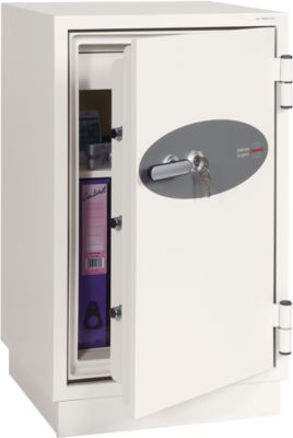 Feuerschutzschrank FS 0443, B 655 x T 560 x H 1145 mm, Schlüsselschloss