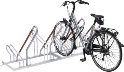 Fietsaanleunbeugel, 2500 XBF, voor 2 fietsen