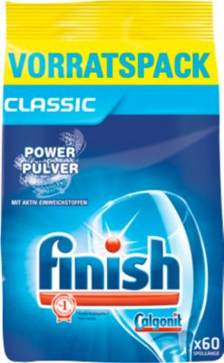 Finish Power poeder, 1,5 kg