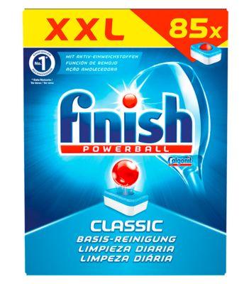 Finish vaatwastabletten Classic, XXL Pack, 85 tabletten