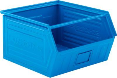 Fix-magazijnbak, gr. 1 Z, blauw