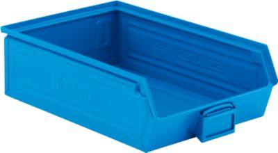 Fix-magazijnbak, gr. 2 H, blauw