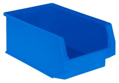 Fix-magazijnbak LF 532, kunststof, L 500 x B 312 x H 200 mm, 23,5 l, blauw