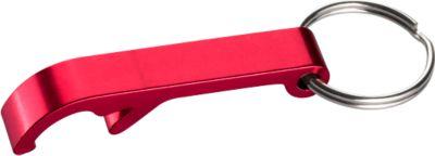 Flaschenöffner Open, rot