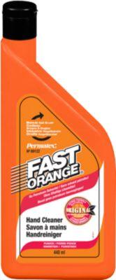 Fles met nagelborstel FAST ORANGE®, 440 ml
