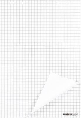 Flipchart-blok, geruit, 80g/m², 40 vellen
