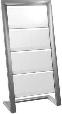 Folderstandaard voor 12 x DIN A4 van Artline