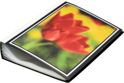 FolderSys Präsentations-Sichtbuch mit Fronttasche, für DIN A4, 100 Hüllen