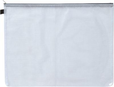 Foldersys Verzendhoesje met rits, formaat A3, 10 stuks, grijs