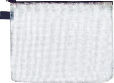 Foldersys Verzendhoesjes met rits, formaat B5, 10 stuks, zwart