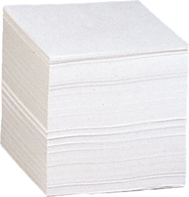 Folia Vulling voor memokubus, 700 witte blaadjes