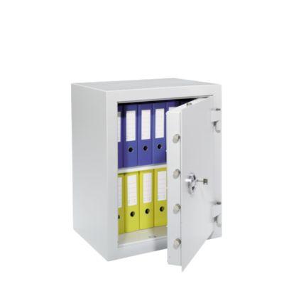 FORMAT Stahlschrank ST 2, 300 kg, lichtgrau