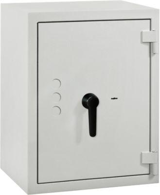 FORMAT Wertschutzschrank WGP 2, 65 l,  Kl. 1, lichtgrau