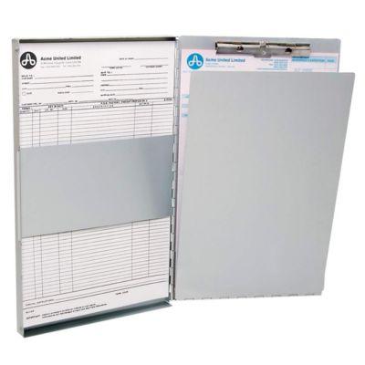 Formularhalterbox, DIN A4, Aluminium