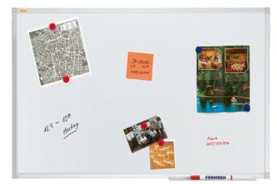 Franken magnetische Schreibtafel X-tra!Line® SC3110, lackiert, 1200 x 3000 mm