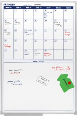 FRANKEN X-tra!Line® Kalender VO-18