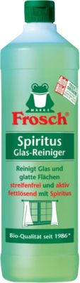 Frosch® Spiritus-Glasreiniger
