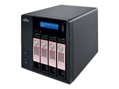 Fujitsu CELVIN NAS Server Q805 - NAS-Server - 8 TB