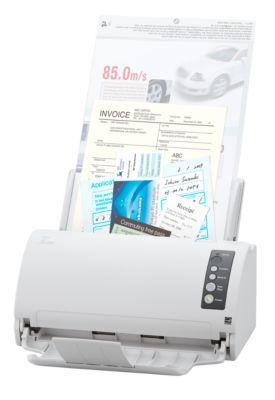 Fujitsu Dokumentenscanner fi-7030, mit Duplex-Scan, für Unternehmen und Behörden
