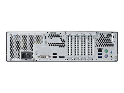 Fujitsu ESPRIMO D556/2/E85+ - SFF - keine CPU - 0 MB
