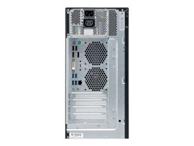 Fujitsu ESPRIMO P758/E94+ - Micro Tower - Core i5 8400 2.8 GHz - 16 GB - 512 GB - Deutsch