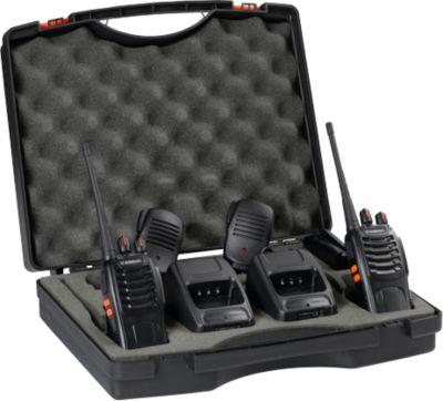 Funkgeräte Tectalk Worker 2er-Kofferset