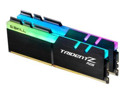 G.Skill TridentZ RGB Series - DDR4 - 16 GB: 2 x 8 GB - DIMM 288-PIN - ungepuffert