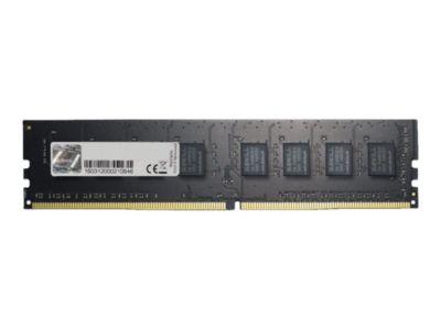 G.Skill Value Series - DDR4 - 16 GB: 2 x 8 GB - DIMM 288-PIN - ungepuffert