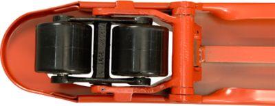 Gabelhubwagen, Lifter, NY/NY, ohne Quick-Lift, Tandem, 800 mm