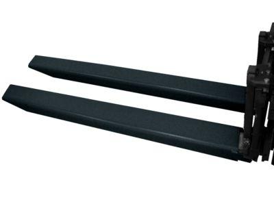 Gabelverlängerung, L 2000 x B 150 x 70 mm, schwarz