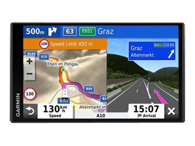 Garmin Camper 780 - GPS-Navigationsgerät