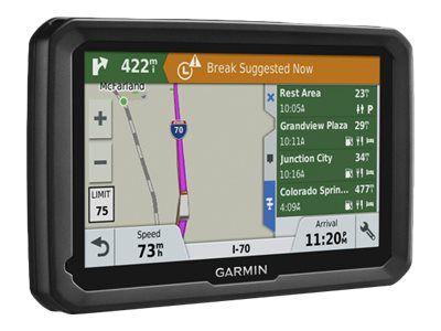 Garmin dezl 580LMT-D - GPS-Navigationsgerät