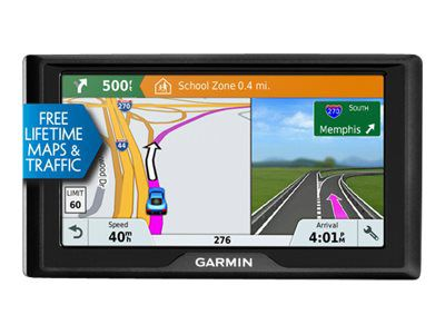 Garmin Drive 61LMT-S - GPS-Navigationsgerät