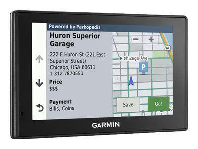 Garmin DriveSmart 51LMT-D - GPS-Navigationsgerät