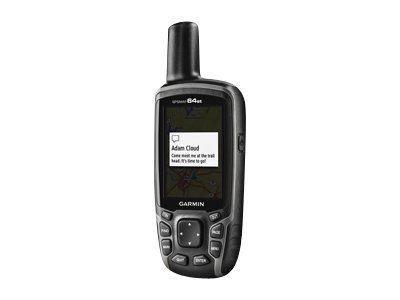 Garmin GPSMAP 64st - GPS-/GLONASS-Navigationssystem
