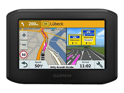 Garmin zumo 396 LMT-S - Rugged - GPS-Navigationsgerät