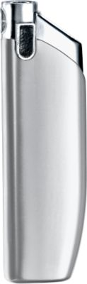 Gasfeuerzeug, mit ausziehbaren Zündkopf, chrom matt