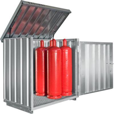 Gasflaschen-Box GB 2