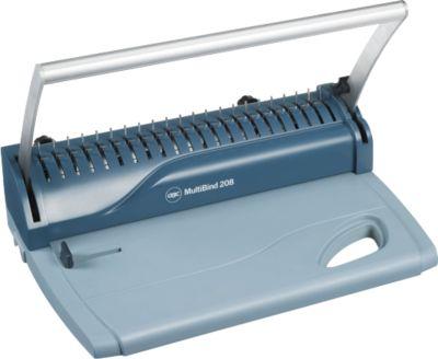 GBC® Draht- und Plastikbindegerät Multi Bind 208