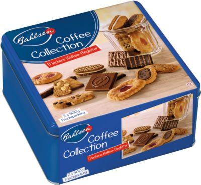 Gebäck Bahlsen Coffe Collection, 1000 g
